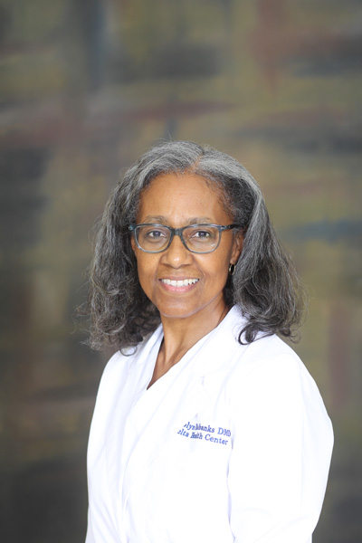 Carolyn Eubanks, D.M.D.